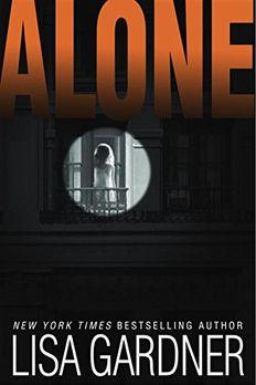 Alone book cover