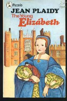 The Young Elizabeth book cover
