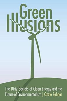 Green Illusions book cover