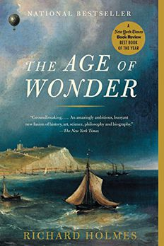 The Age of Wonder book cover