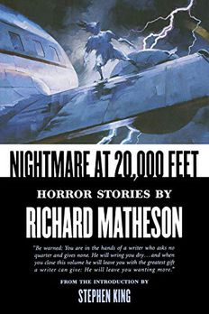 Nightmare At 20,000 Feet book cover