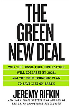 The Green New Deal book cover