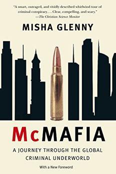 McMafia book cover