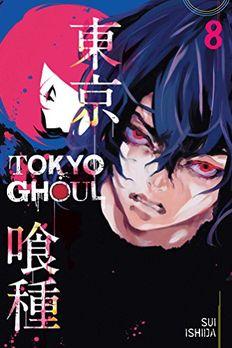 Tokyo Ghoul, Vol. 8 book cover