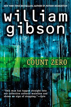 Count Zero book cover