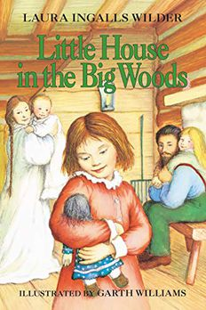 Little House in the Big Woods book cover