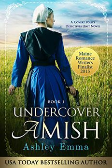 Undercover Amish book cover
