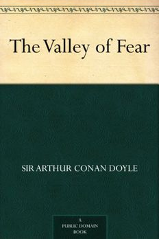 The Valley of Fear book cover