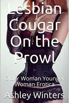 Lesbian Cougar On the Prowl book cover
