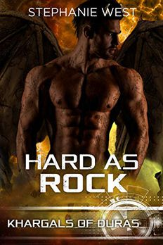 Hard as Rock book cover
