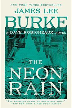 The Neon Rain book cover