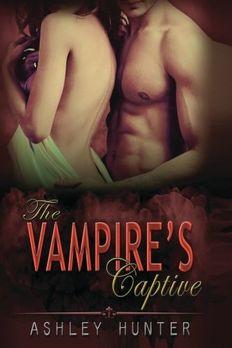 The Vampire's Captive book cover