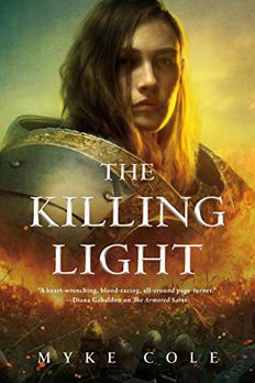 The Killing Light book cover