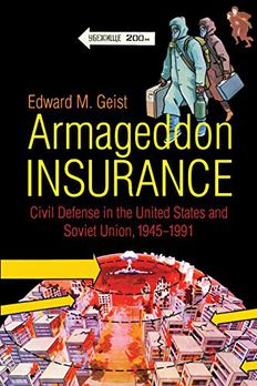 Armageddon Insurance book cover