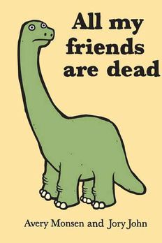 All My Friends Are Dead book cover