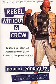 Rebel without a Crew book cover