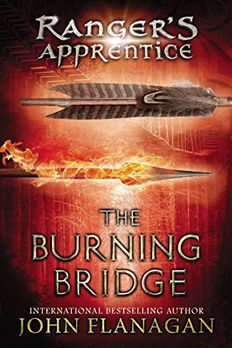 The Burning Bridge book cover