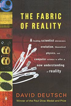 The Fabric of Reality book cover