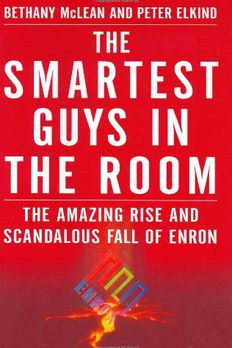 Smartest Guys in the Room book cover