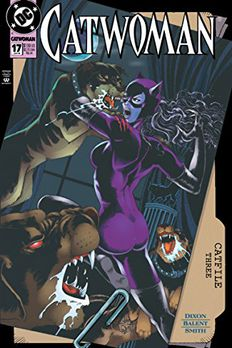 Catwoman (1993-) #17 book cover