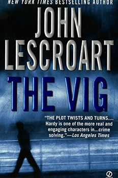 The Vig book cover