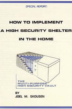 How to Implement a High Security Shelter in the Home book cover