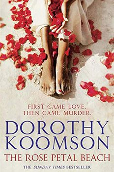 The Rose Petal Beach book cover