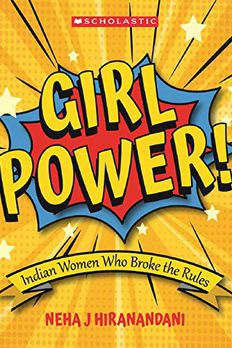 Title  Girl Power book cover
