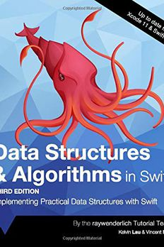 Data Structures & Algorithms in Swift book cover