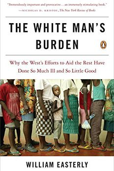 The White Man's Burden book cover