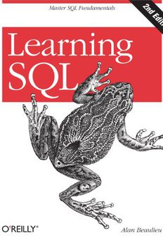 Learning SQL book cover