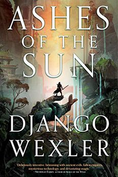Ashes of the Sun book cover
