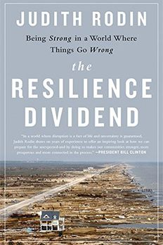 The Resilience Dividend book cover