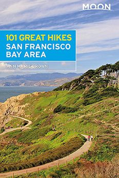 Moon 101 Great Hikes San Francisco Bay Area book cover