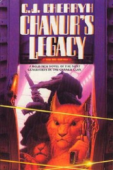 Chanur's Legacy book cover