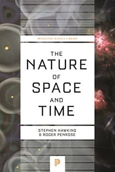 The Nature of Space and Time book cover