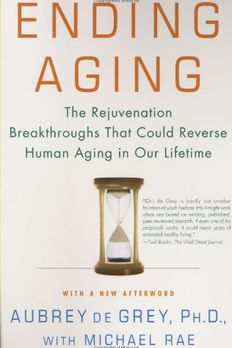 Ending Aging book cover