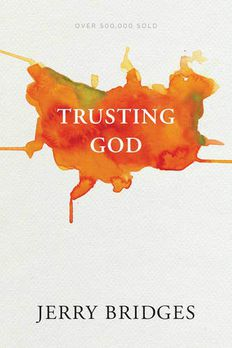 Trusting God book cover