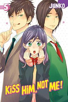 Kiss Him, Not Me Vol. 5 book cover
