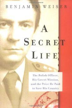 A Secret Life book cover