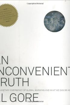 An Inconvenient Truth book cover