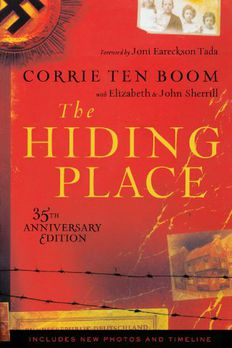 The Hiding Place book cover