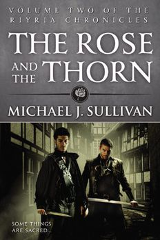 The Rose and the Thorn book cover