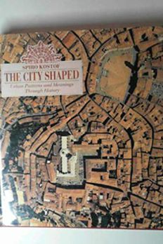 The City Shaped book cover