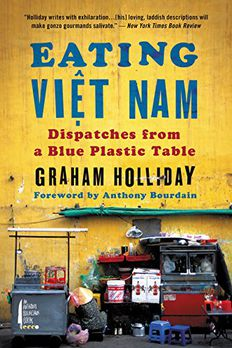 Eating Viet Nam book cover
