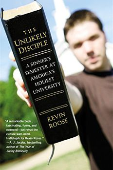 The Unlikely Disciple book cover