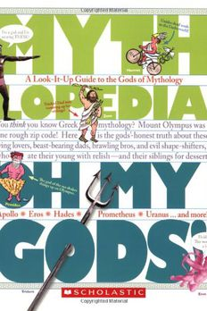 Oh My Gods! book cover