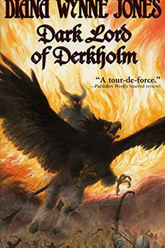 Dark Lord of Derkholm book cover