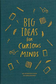 Big Ideas for Curious Minds book cover