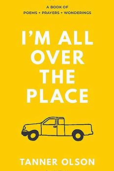 I'm All Over The Place book cover